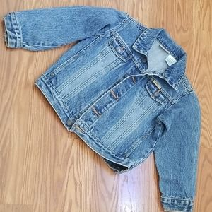 Vintage Levi's jean jacket 5t